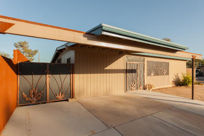 Pima County, Pinal County Single Family Home Active Contingent: 3441 S Myrtis Place