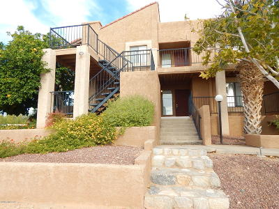 Tucson Condo For Sale: 8263 N Oracle Road #136