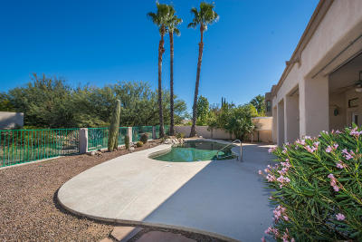 Oro Valley Single Family Home Active Contingent: 1976 W Muirhead Loop