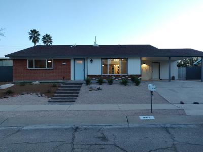 Tucson AZ Single Family Home For Sale: $349,999