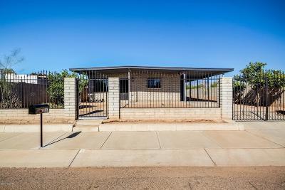 Pima County, Pinal County Single Family Home Active Contingent: 837 E 34th Street
