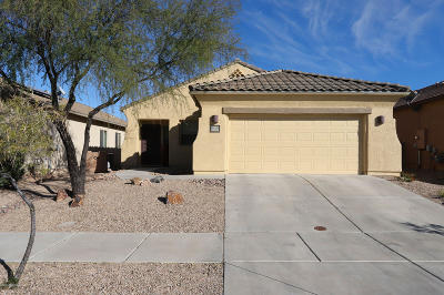 Tucson Single Family Home For Sale: 10356 E Yew Place