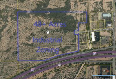 Benson Residential Lots & Land For Sale: W Commerce Drive