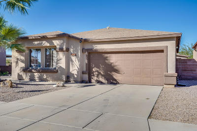 Single Family Home For Sale: 7446 W Tenderfoot Drive
