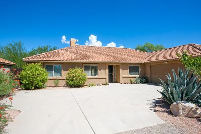Tucson Single Family Home For Sale: 4635 E Glenn Street