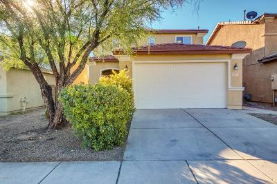 Tucson Single Family Home For Sale: 1027 W Seashell Court