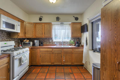 Pima County Single Family Home For Sale: 1400 E McKain Road