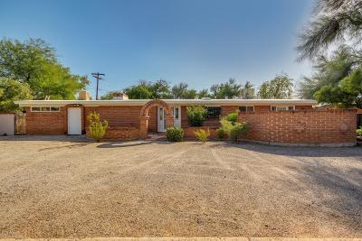 Tucson Single Family Home For Sale: 6426 E Calle De San Alberto