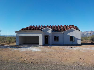 Rio Rico Single Family Home For Sale: 1834 Fortis Court #11
