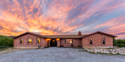 Tucson Single Family Home For Sale: 5900 W Peregrine Way