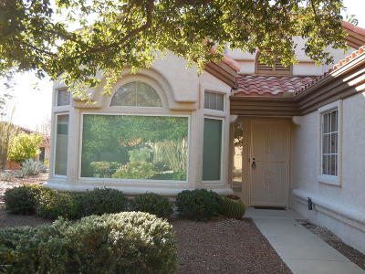 Pima County Single Family Home For Sale: 14243 N Cirrus Hill Drive