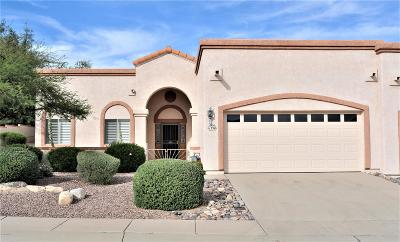 Pima County Townhouse Active Contingent: 1394 W Cactus Bloom Way