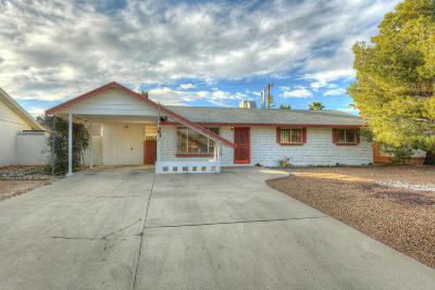 Tucson Single Family Home For Sale: 6080 E 35th Street