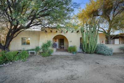 Tucson Single Family Home For Sale: 4825 N Old West Road
