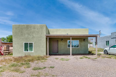 Tucson Single Family Home For Sale: 221 E Waverly Street