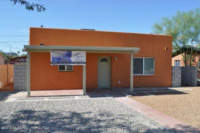 Tucson Single Family Home For Sale: 744 E Linden Street