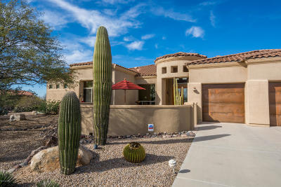 Marana AZ Single Family Home For Sale: $765,000