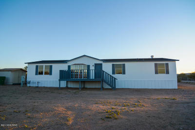 Vail Manufactured Home For Sale: 12793 S Red Horizon Trail