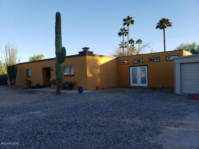 Tucson Single Family Home For Sale: 9235 W George Street