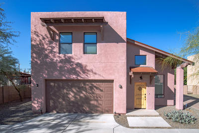 Tucson Single Family Home For Sale: 1050 E Easy Street