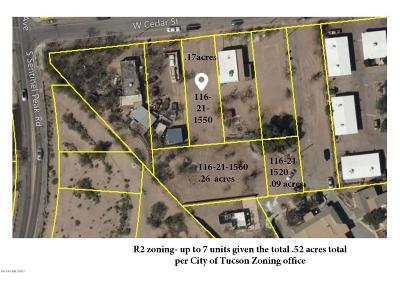 Tucson Residential Lots & Land For Sale: 1315 W Cedar Street