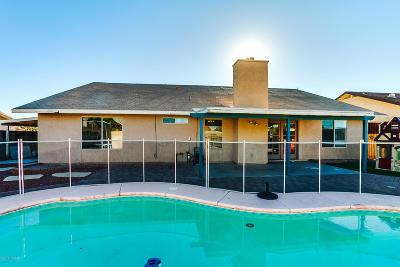 Single Family Home For Sale: 8241 S Via Del Barquero