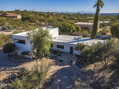 Tucson AZ Single Family Home For Sale: $435,000