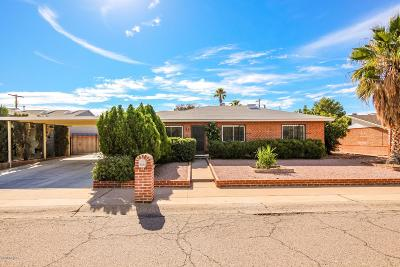 Tucson Single Family Home For Sale: 4834 E Cooper Street