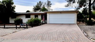 Tucson Single Family Home For Sale: 3005 W Avenida Cresta