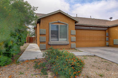 Tucson Townhouse For Sale: 2144 E Calle Sierra Del Manantial