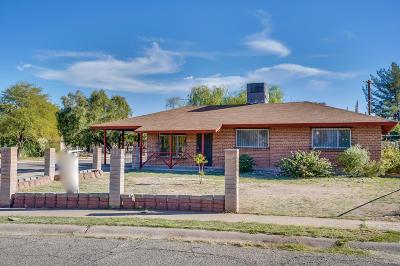 Tucson Single Family Home For Sale: 6742 E Calle Cappela
