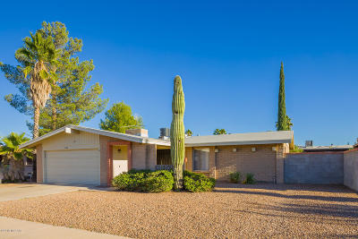 Pima County, Pinal County Single Family Home For Sale: 8344 E Salinas Drive
