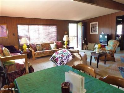 Mt. Lemmon Single Family Home For Sale: 12881 N Ray Avenue N