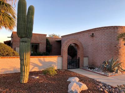 Tucson Townhouse For Sale: 5190 N Grey Mountain Trail