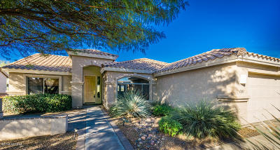 Green Valley AZ Single Family Home For Sale: $342,000