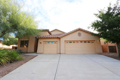 Tucson Single Family Home For Sale: 7481 S Woodbury Grove Drive