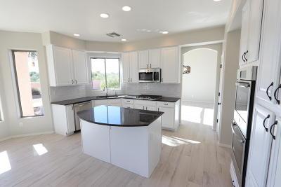 Tucson Single Family Home Active Contingent: 5648 N Cotton Place