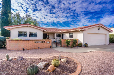 Green Valley  Single Family Home For Sale: 310 E Paseo Chuparosas