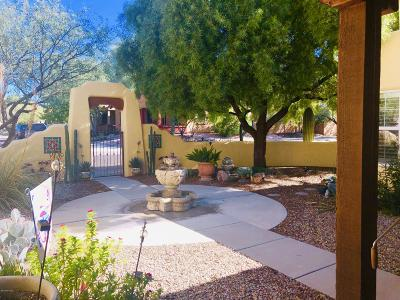 Tucson Single Family Home For Sale: 5275 S Renewal Lane
