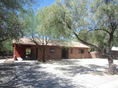 Tucson Single Family Home For Sale: 5633 E 18th Street