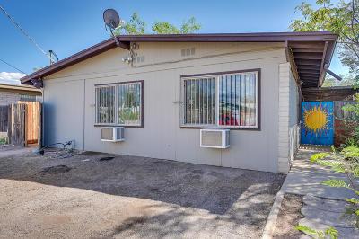 Tucson Single Family Home For Sale: 4330 E 3rd Street