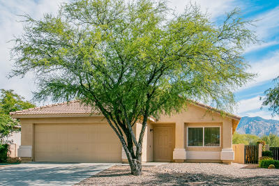 Single Family Home Active Contingent: 13242 N Classic Overlook Court