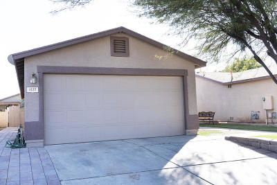 Tucson Single Family Home For Sale: 1635 W Gaffer Place