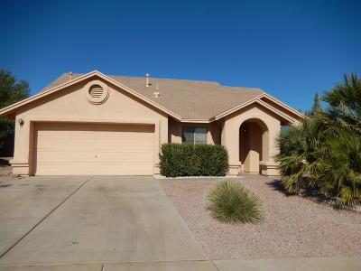 Sahuarita Single Family Home For Sale: 1588 W Camino Acierto