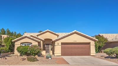 Tucson Single Family Home For Sale: 63064 E Flower Ridge Drive