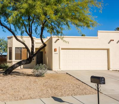 Oro Valley Townhouse For Sale: 8186 N Peppersauce Drive
