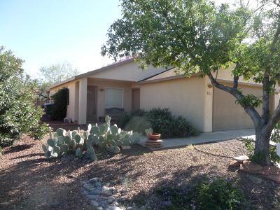 Tucson Single Family Home For Sale: 1290 N Falcon Ridge Drive