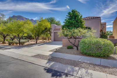 Tucson AZ Single Family Home For Sale: $312,000