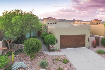 Oro Valley Single Family Home For Sale: 1028 W Lone Mesquite Drive