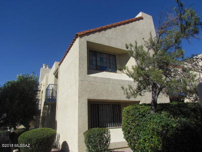 Tucson AZ Condo For Sale: $75,000